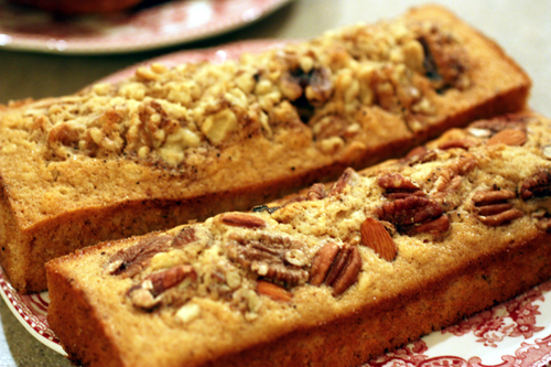 Cinnamon bread spreads to the South